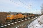 UP 4693 on CSX Q351-23