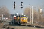 UP 4572 on CSX Q351-26