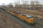 UP 9506 on CSX Q351-01