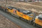 UP 8402 on CSX Q351-01