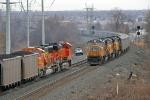 UP 4581 on CSX E958-02