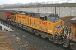 UP 5745 on CSX V740-02