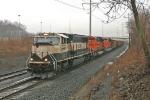 BNSF 9610 on CSX E943-03