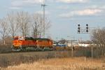 BNSF 6218 on CSX Q123-07