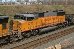 UP 2275 on CSX Q351-15