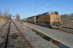 UP 5535 on CSX Q390-15
