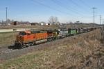 BNSF 5436 on CSX Q641-15