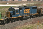 CSX 2786 on Q641-15