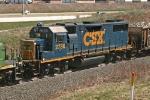CSX 2786 on Q641-15