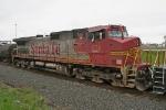 BNSF 651 on CSX Q380-07