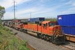 BNSF 8248 on CSX Q380-09