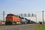BNSF 5955 on CSX Q381-12