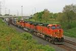 BNSF 4052 on CSX Q380-14