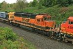 BNSF 6725 on CSX Q380-14