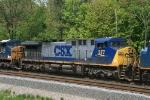 CSX 377 on X020-16