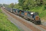 CSX 8661 on Q366-16