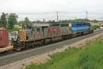 KCS 3131 on CSX W861-25