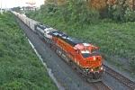 BNSF 6030 on CSX N859-07