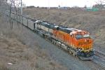 BNSF 6058 on CSX N859-08