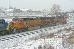 BNSF 4963 on CSX Q380-11