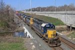 CSX 8054 on CSX Q164-21