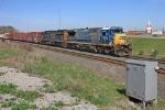 CSX 7529 on Q380-23