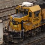 BNSF 3197