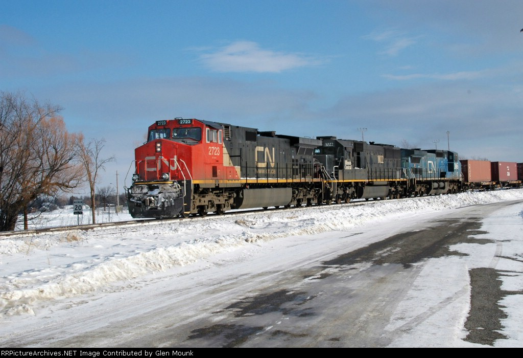 TRAIN 119