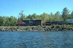 CN 5725 WITH SLUG CN 275