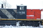 CN 1438 HAND PAINTED NUMBERS DECEMBER 29, 2007
