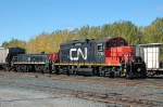 CN 7203 AND CN 203 BEFORE GOING TO THUNDER BAY