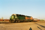 BNSF 3029 and BNSF 2858