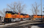 New BNSF ACe's