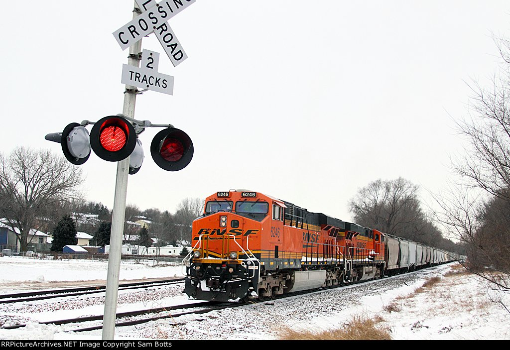 BNSF 6246