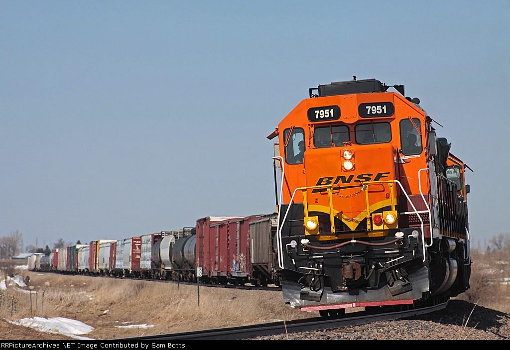 BNSF 7951