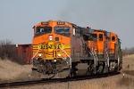 BNSF 5657