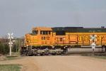 BNSF 8812
