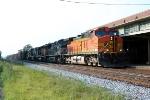 BNSF 4055
