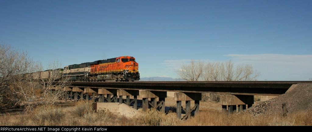 BNSF and Pikes Peak