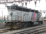 NJT 4100 Running Long Hood Forward