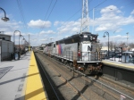 NJT 4150 NJT 4145 Running Light
