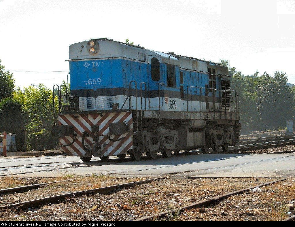 TBA D659