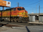 BNSF 5485