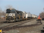 NS 9622 & 9468 proceed west through CP482 with 21Z