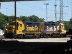 BNSF 2412 & 2631