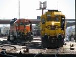 BNSF 2412 & 2135