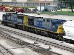 CSX 446 & 4540
