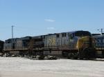 CSX 698 & 5486