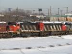 CN 5285 & 5413