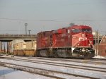 CP 8802 & 8520 start pulling east with 240